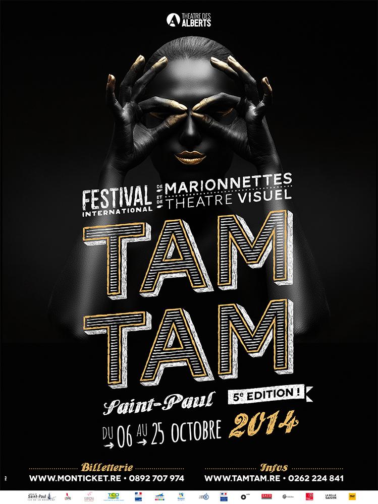 TAM-TAM-2014•Affiche•Site©DR